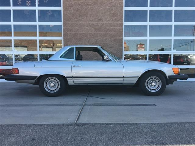 1980 Mercedes-Benz 450SL | 906180