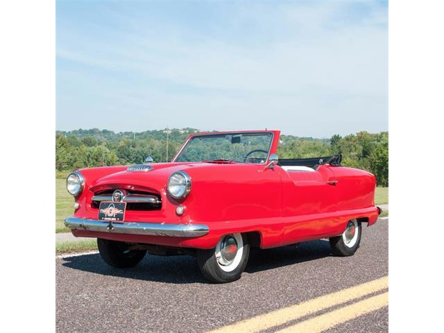 1954 Nash Metropolitan | 906186