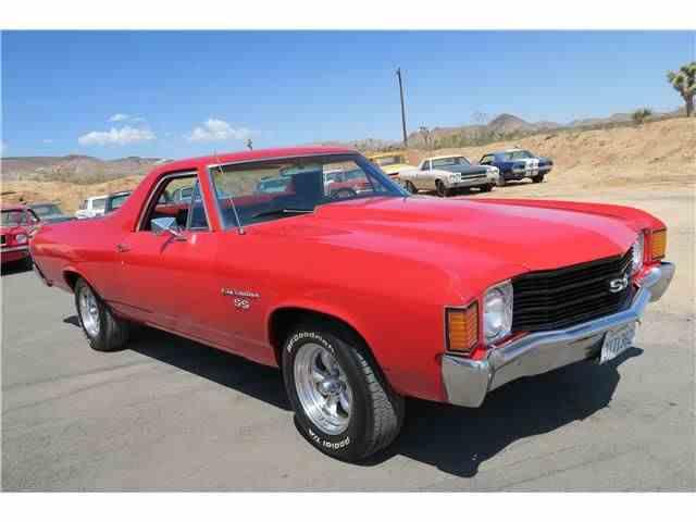 1972 Chevrolet El Camino | 906206