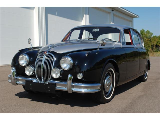 1960 Jaguar Mark II | 900621