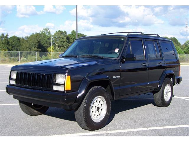 1996 Jeep Cherokee | 906214