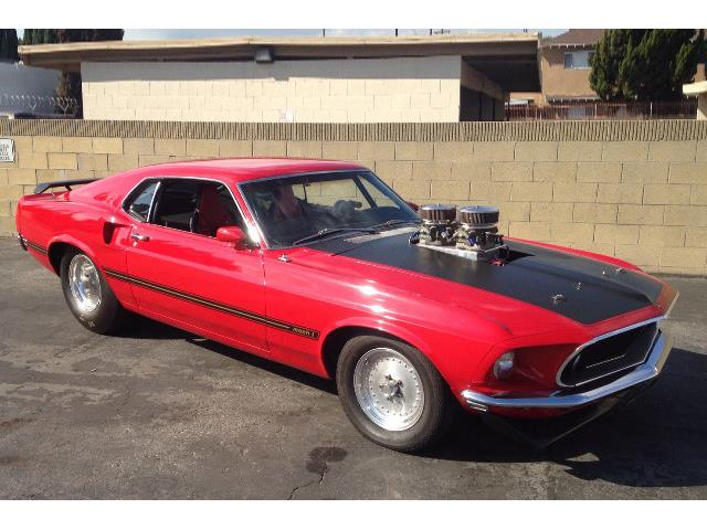 1969 Ford Mustang | 900622