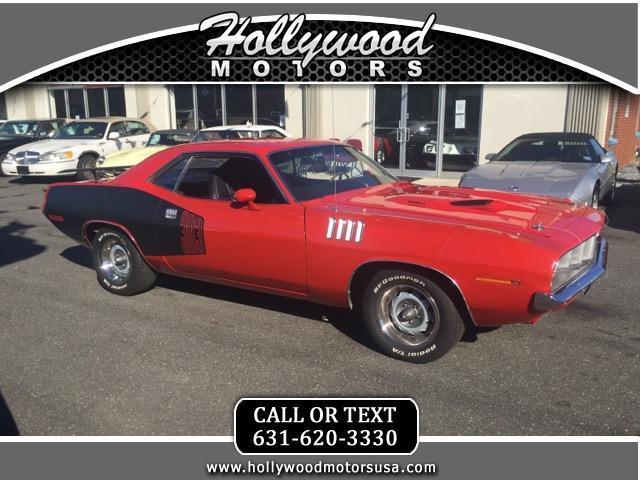 1971 Plymouth Barracuda   906225