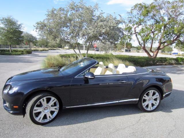 2013 Bentley Continental GTC V8 | 906233