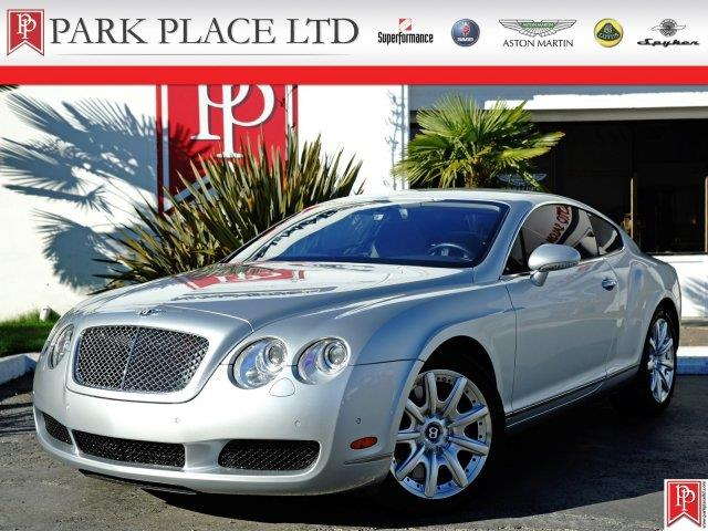 2005 Bentley Continental   906236