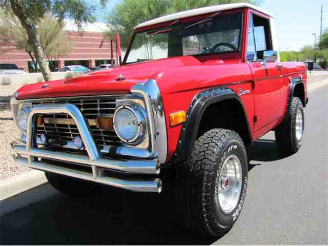 1973 Ford Bronco   906238