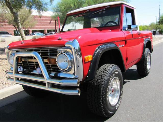 1973 Ford Bronco | 906238