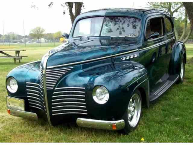 1940 Plymouth Custom | 906240