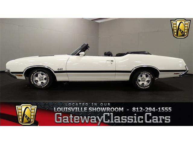 1971 Oldsmobile Cutlass | 906241