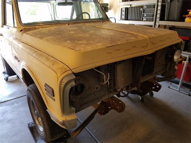 1972 Chevrolet Blazer | 906242