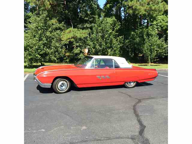 1963 Ford Thunderbird | 906253