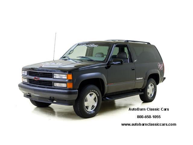 1996 Chevrolet Tahoe | 906255