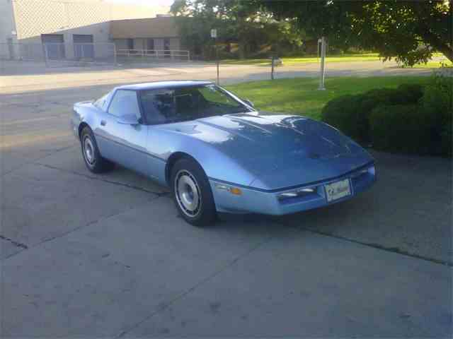 Picture of '84 Corvette located in MICHIGAN - JF9V