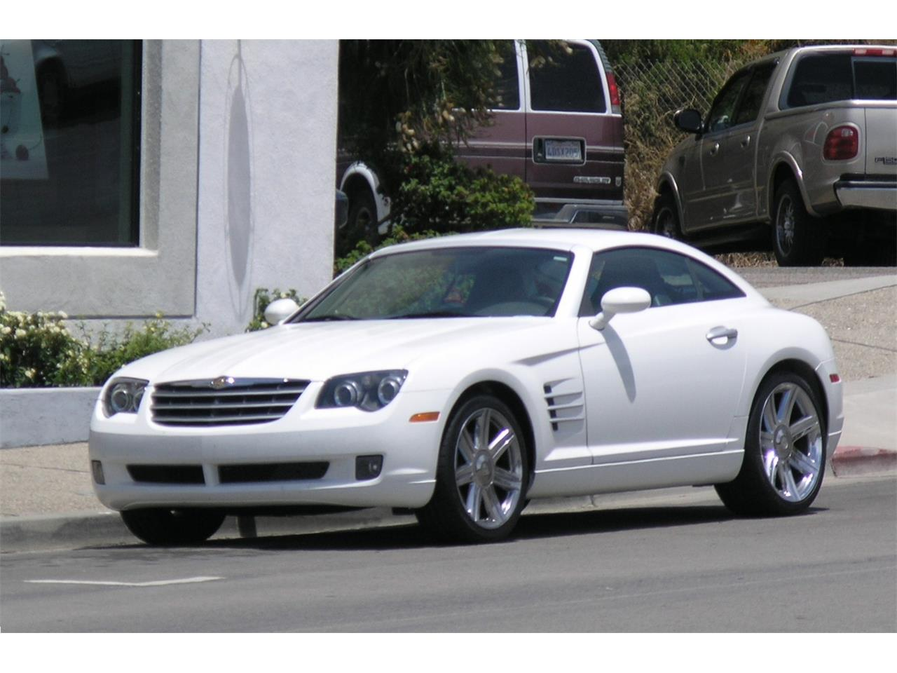 2004 chrysler crossfire for sale cc 906270. Black Bedroom Furniture Sets. Home Design Ideas