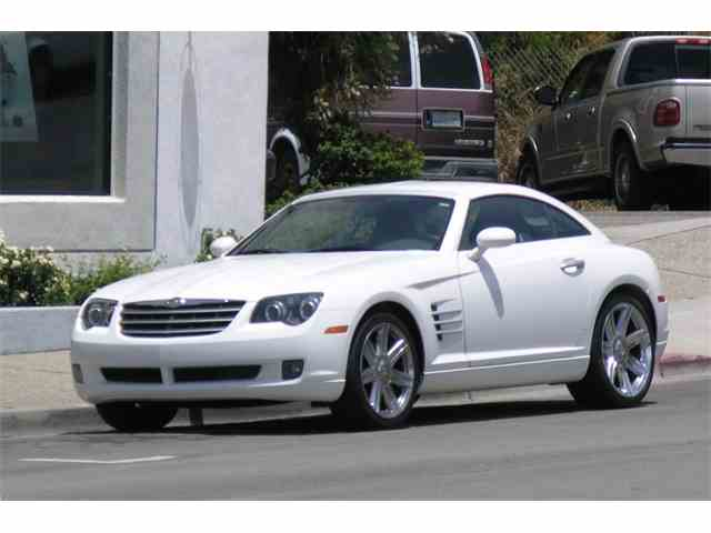 2004 Chrysler Crossfire | 906270