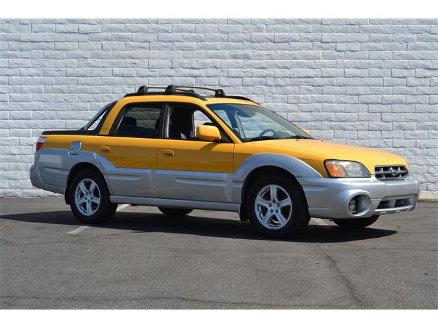 2003 Subaru Baja | 906280