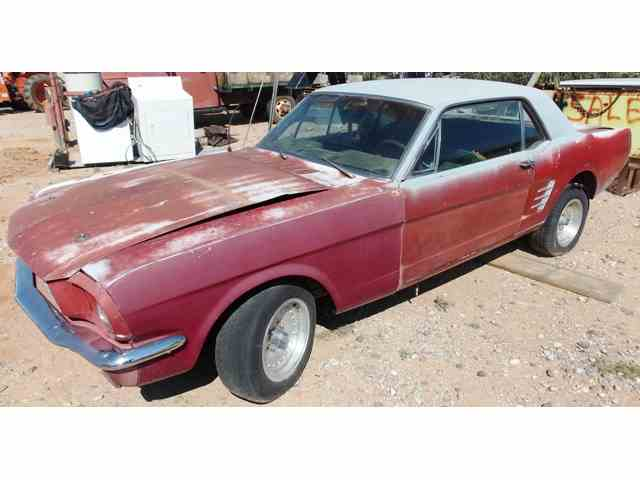 1966 Ford Mustang | 906285