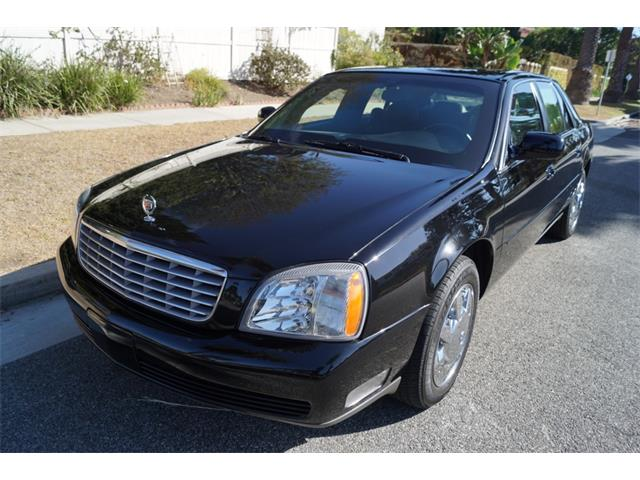 2004 Cadillac  DeVille Protection Series | 906288