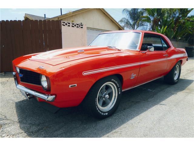 1969 Chevrolet Camaro | 900629