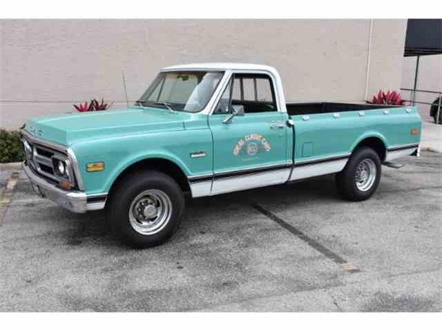 1972 GMC C-10 Campers Special Pick Up | 906294