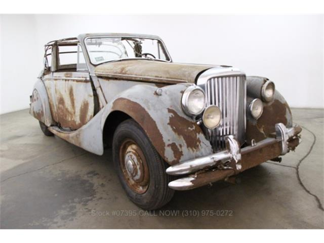 1951 Jaguar Mark V | 906297