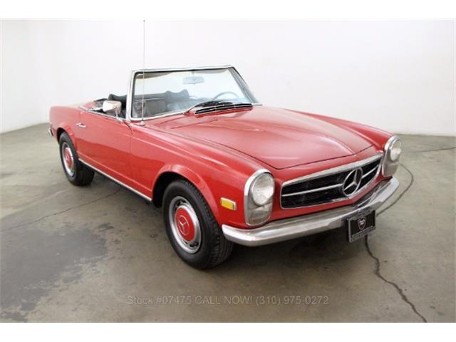1969 Mercedes-Benz 280SL | 906307