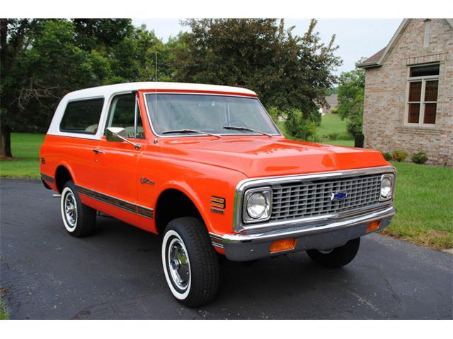 1972 Chevrolet Blazer | 900631