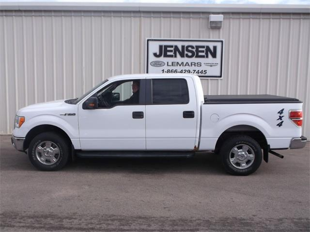 2010 Ford F150   906311