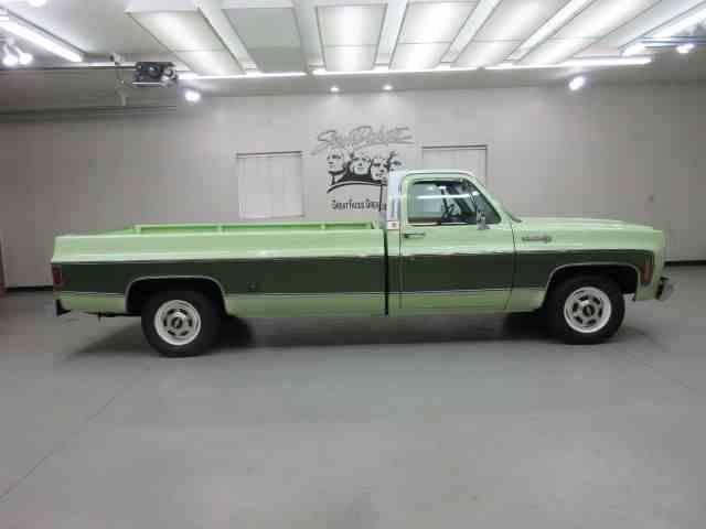 1976 Chevrolet C/K 20 | 906316