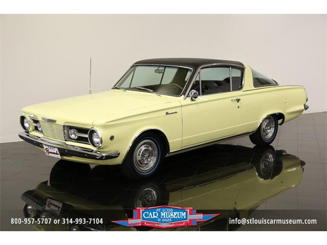 1965 Plymouth Barracuda Formula S Sports Hardtop | 906317