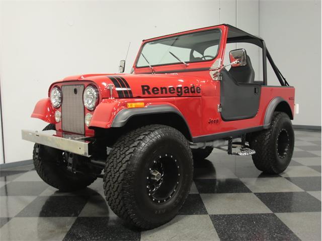 1976 Jeep CJ7 | 906318