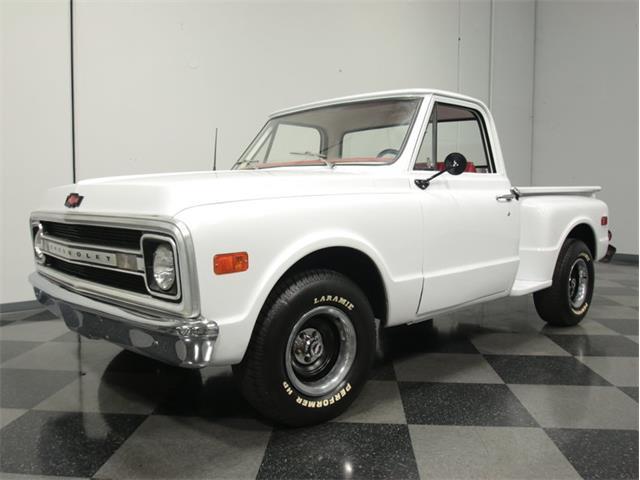 1968 GMC C/K 10 | 906324
