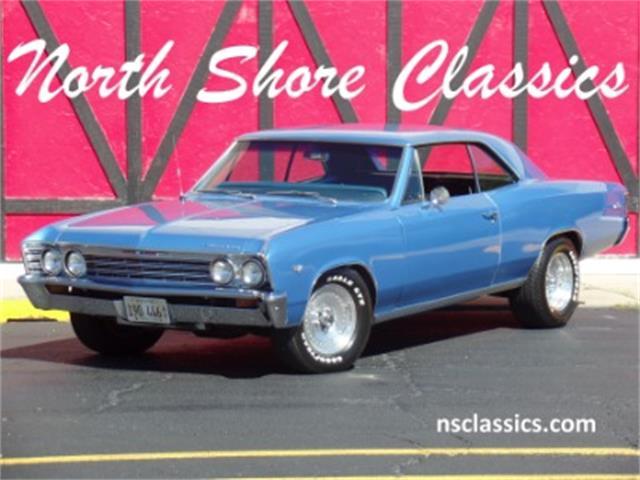 1967 Chevrolet Chevelle | 906326