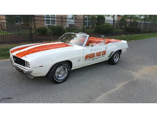 1969 Chevrolet Camaro | 906330