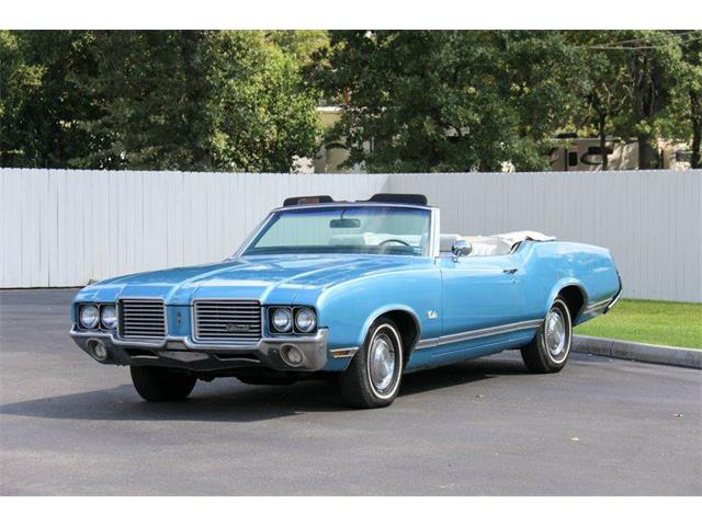 1971 Oldsmobile Cutlass | 906334