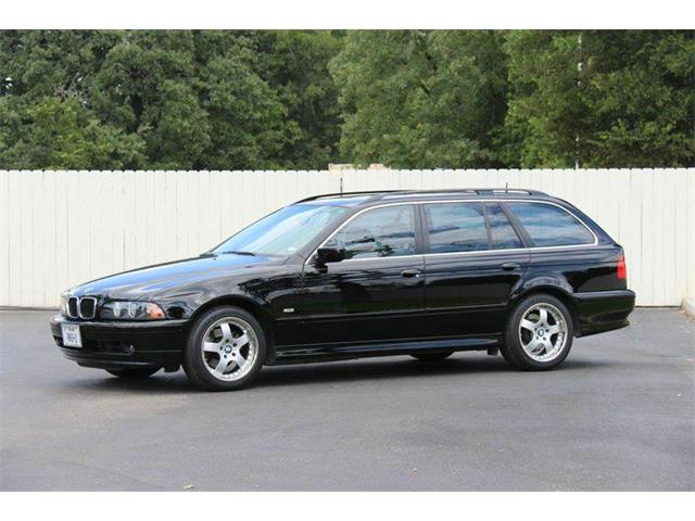 2002 BMW 5 Series | 906335