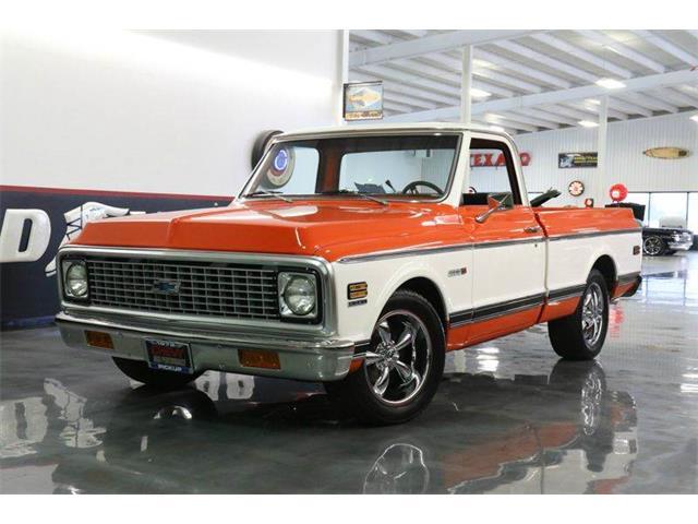 1972 Chevrolet C/K 10 | 906337