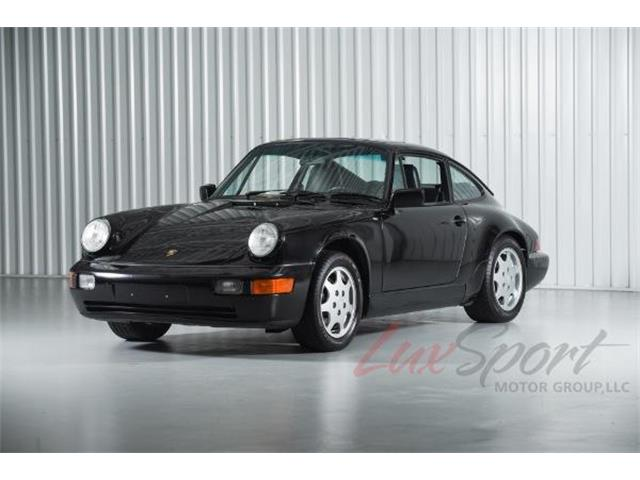 1990 Porsche 964 Carrera 4 Coupe | 906342