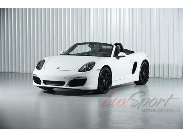 2013 Porsche Boxster | 906344