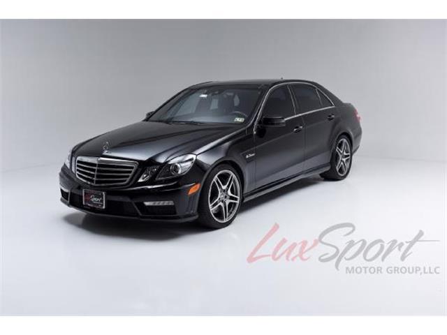 2010 Mercedes-Benz E63 | 906345