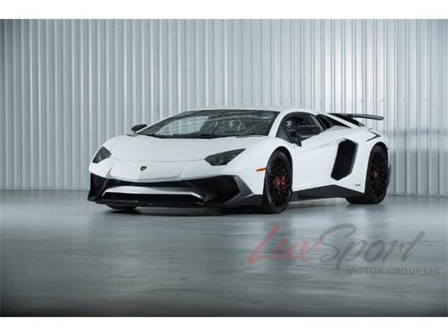 2016 Lamborghini Aventador SV | 906346
