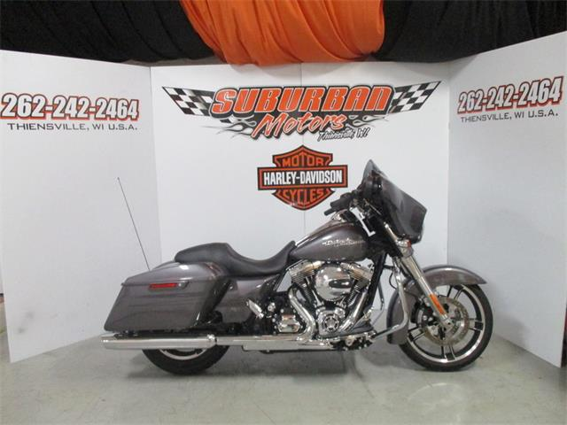 2015 Harley-Davidson® FLHXS - Street Glide® Special | 906357