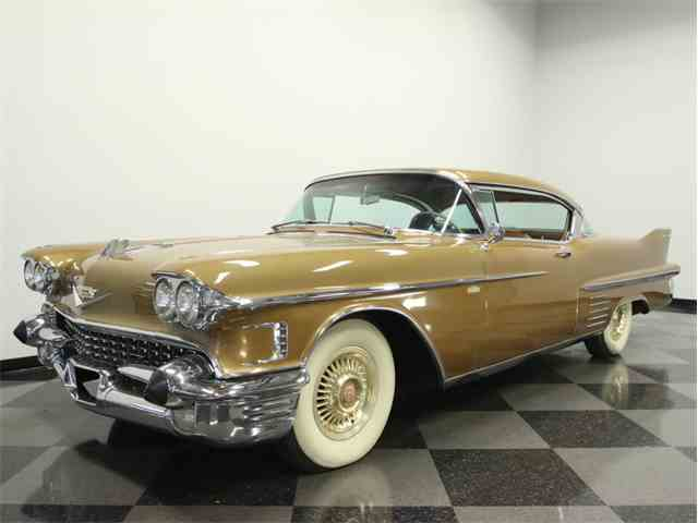 1958 Cadillac Series 62 Coupe Deville | 906384