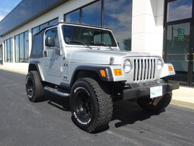 2006 Jeep Wrangler | 906391
