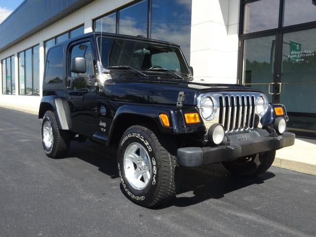 2005 Jeep Wrangler | 906394