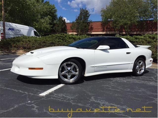 1997 Pontiac Firebird | 906396