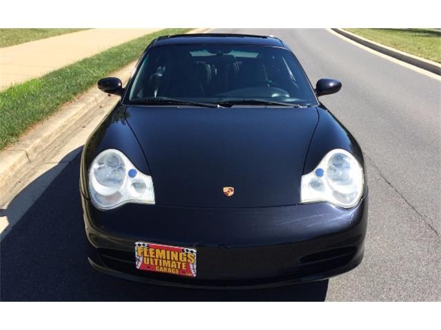 2002 Porsche 911 | 906404