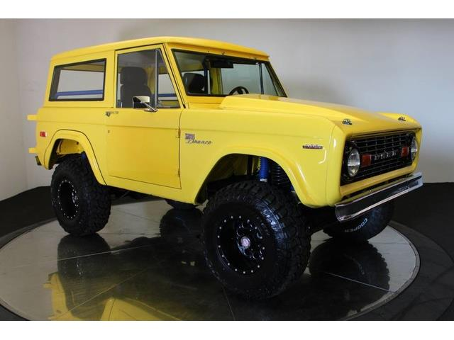 1972 Ford Bronco | 906411
