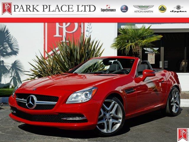 2013 Mercedes-Benz SLK250   906423