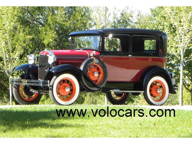1931 Ford Model A Tudor Sedan | 906425
